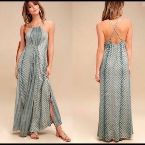 Maxi Sage O'Neil dress!